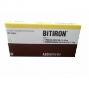 10 x Bitiron 100 Tabs 50 Mcg (T4 and T3 MIX) Abdi Ibrahim